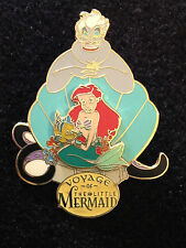 Disney MGM Studios On With The Show Event Ariel and Ursula Little Mermaid Pin