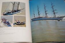 MARINE LES GRANDS VOILIERS A BORDEAUX BURDIN ILLUSTRE 1990 TALL SHIPS