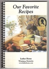 OUR FAVORITE RECIPES | Church and Community | Cookbook Recipe Collection | 2005