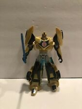 Transformers Robots In Disguise (RID) Deluxe Platinum Bumblebee