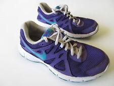 Girl's NIKE 'Revolution 2' Sz 6 US Runners Purple White GCon | 3+ Extra 10% Off