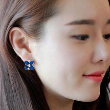 Korea Style Camellia Earrings Flowers Earrings Gift Earrings Accessories Women