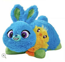 Pillow Pets Disney Toy Story 4 Bunny & Ducky Stuffed Animal Plush Toy