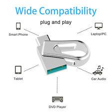 2 in 1 Mini 64GB USB3.0 Flash Drive OTG Type C Memory Stick Pen Drive Waterproof
