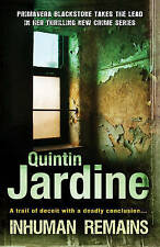 Inhuman Remains by Quintin Jardine (Paperback) Book, New