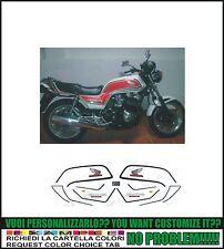 kit adesivi stickers compatibili cb 900 f2 bol d'or 1983