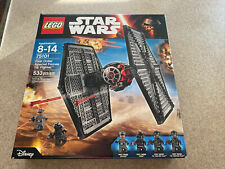 Star Wars Lego - 75101 First Order Special Forces TIE Fighter - Sealed