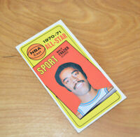 1970-71 Topps WALT FRAZIER Basketball Card #106 HOF Tall Boy All Star