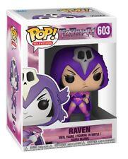 Funko POP! Vinyl Teen Titans Go! Raven Collectable Figure No 603