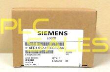 SIEMENS 6ED1 052-1FB00-0BA6  |  LOGO 230RC Logic Module - Mfg 2013  *NIBFS*