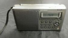 Radioshack Optimus 12-808 AM FM Shortwave TV Weather WX Portable Radio