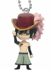 Fairy Tail Mascot PVC Keychain Ice Make Mage SD Figure ~ Gray Fullbuster @81590
