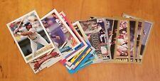 1988/90/93/97/98 Topps Baltimore Orioles Baseball Card Cal Ripken Sr Lot of 15