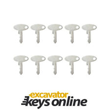New 10 Ford, Massey Ferguson, Perkins Equipment Key