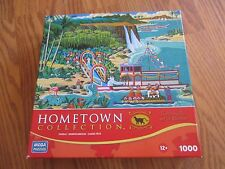 "1000 piece puzzle Hometown Collection ""FERN GROTTO WEDDING"" 2011"