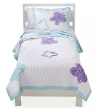 New Circo Flutter Butterfly Collection Twin / Single Size Quilt ~ 100% Cotton ~