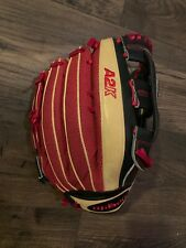 Wilson WTA2KRB19MB50GM RHT A2K Mookie Betts Game Model Baseball Glove 12.75