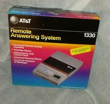 NEW AT&T Remote Answering System 1330 Answering Machine Recorder