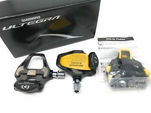 NEW Shimano Ultegra PD-R8000 Carbon SPD-SL Road Bike Bicycle Pedals Set Clipless
