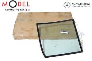 Mercedes-Benz Genuine W140 300SD TURBO Left Rear Side Window Glass 1407300718