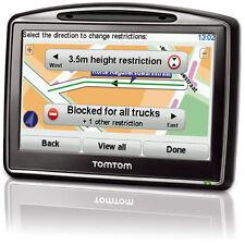 "TOMTOM SatNav 4.3"" TouchPad / Digitizer / Glass Screen SMASHED REPAIR SERVICE"