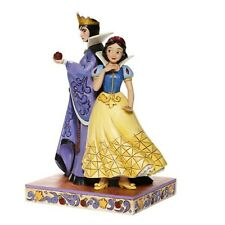 Disney Traditions 21cm Snow White & Evil Queen by Jim Shore 6008067