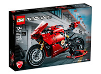 NEW LEGO 42107 Technic Series Ducati Panigale V4 R *FAST FREE SHIPPING*