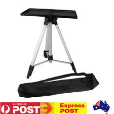 Projector Tripod Stand Metal Adjustable For Laptop with Tray 55-140cm Height