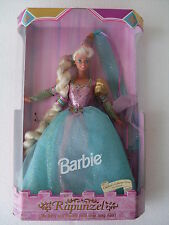 barbie rapunzel raperonzolo first edition children's collector 1994 NRFB 13016