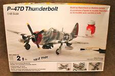 1/48 Testors P-47D THUNDERBOLT Kit#520*