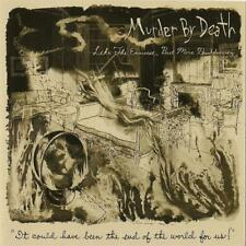 MURDER BY DEATH - LIKE THE EXORCIST,BUT MORE BREAKDANCING  VINYL LP + MP3 NEW+