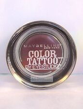 Maybelline Color Tattoo Eye Shadow by EyeStudio - Select Your Shade