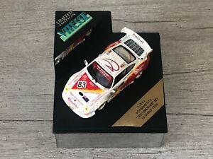 VITESSE LM L167D Porsche 911 GT2 New Hardware #83 24h Le Mans 1996 1/43