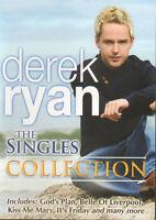 Derek Ryan - The Singles Collection UK SELLER FREE UK P&P  '' Its Friday ''