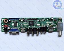 VST29.03X(HDMI+AV+VGA+TV+USB Multimedia) LCD Controller Board TV/PC/DVD DIY Kit