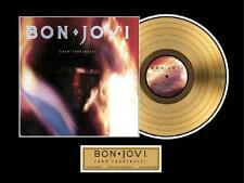BON JOVI 7800° FAHRENHEIT GOLDENE SCHALLPLATTE LP20008