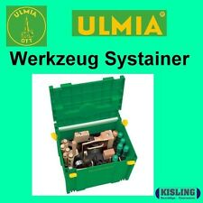 Ulmia Tooltainer - Werkzeugkoffer- BGJ - complet avec Outils dans le Systainer