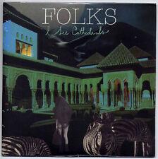 FOLKS I See Cathedrals 2012 UK 12-trk promo CD SEALED