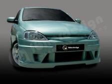 Paraurti anteriore OPEL CORSA C 2001->2005 Tuning