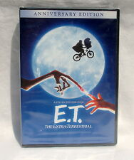 E.T. The Extra-Terrestrial Anniversary Edition DVD NEW SEALED
