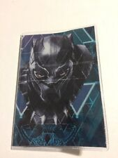 Black Panther Marvel Avengers Passport Cover Fabric & Vinyl travel accessory