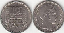 Monnaie Française 10 francs Turin 1945 RL