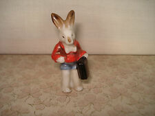 Figurine Ancienne en Porcelaine  LAPIN  - Rabbit