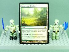 MTG Razorverge Thicket  Scars of Mirrodin NM Nonfoil Magic Card Rare Land