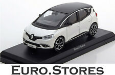 Norev Renault Scenic 2016 White Metallic / Black 517731 Model Car 1:43 Genuine