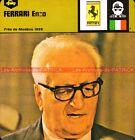 FERRARI Enzo ( FERRARI ) : Fiche Pilote Collection