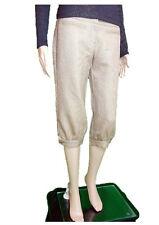 RED VALENTINO Luxe createur femme BNWT Laine Crop Pantalons pantalons SZ IT42 AN94