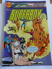 1x Comic - Superboy Heft Nr. 2 (1980)