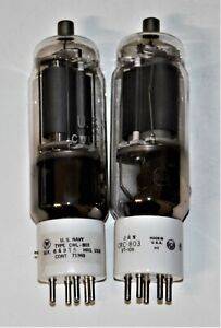 RCA AND CWL 803 TUBE NEW OLD STOCKS
