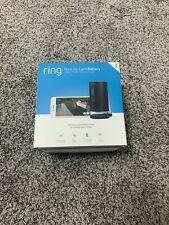 Ring Stick Up Cam Battery Black Wireless Security Camera w/ Box